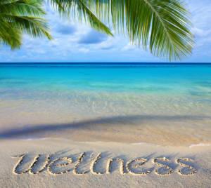 Journée du bien-être îlot de détente